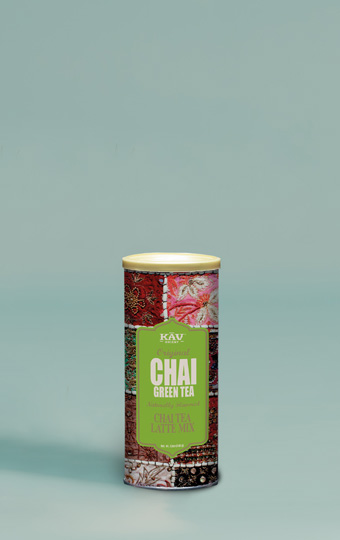 CHAI GREEN TEA KAV