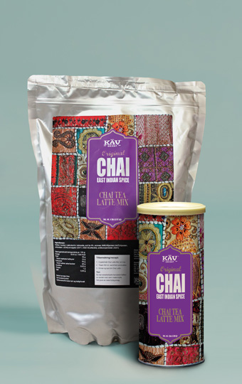 CHAI EAST INDIAN SPICE KAV